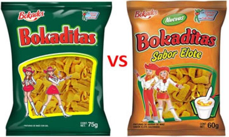 Arca busca que su marca Bokados tenga presencia en Estados Unidos y Ecuador. (Foto tomada de bokados.com)