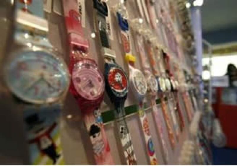 Swatch espera reportar en 2010 sus mejores cifras en la historia de la firma. (Foto: Reuters)