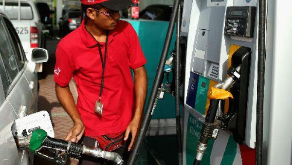 gasolinera extranjera