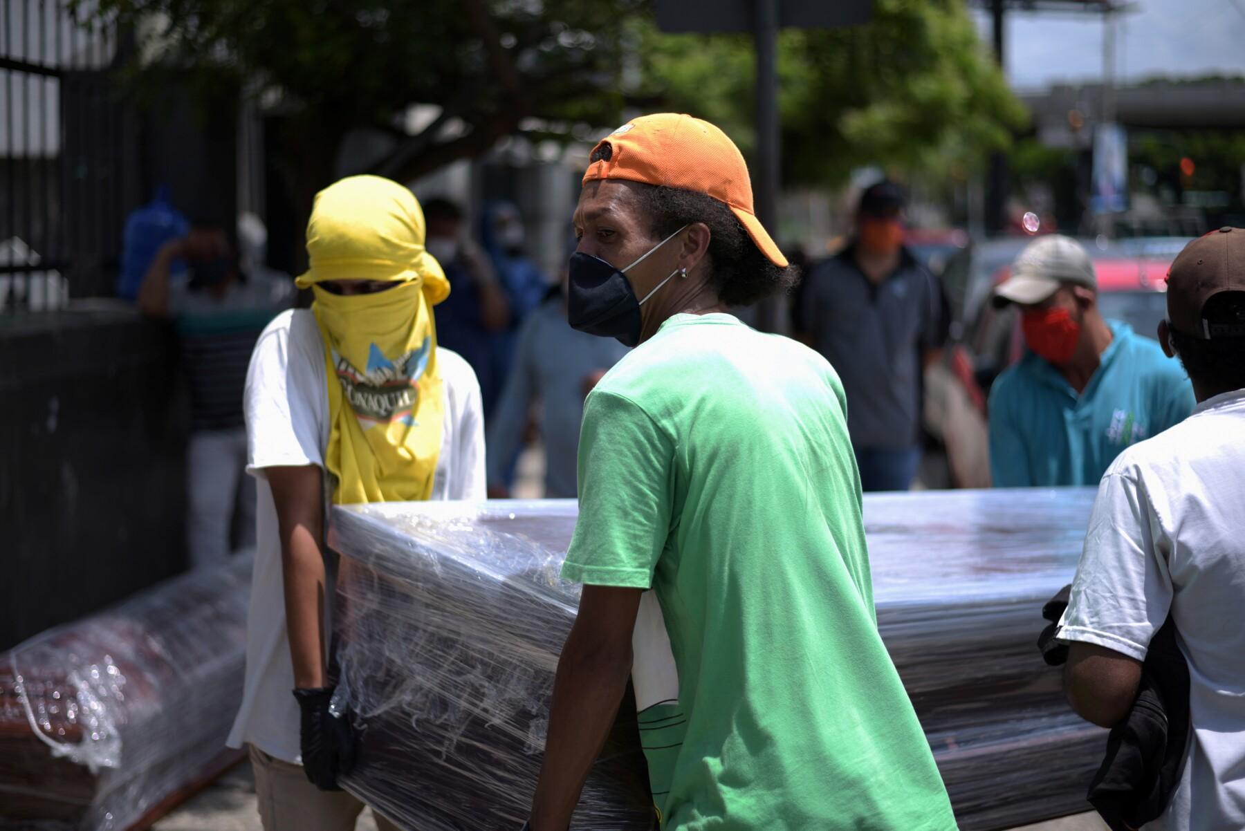 El drama en Guayaquil