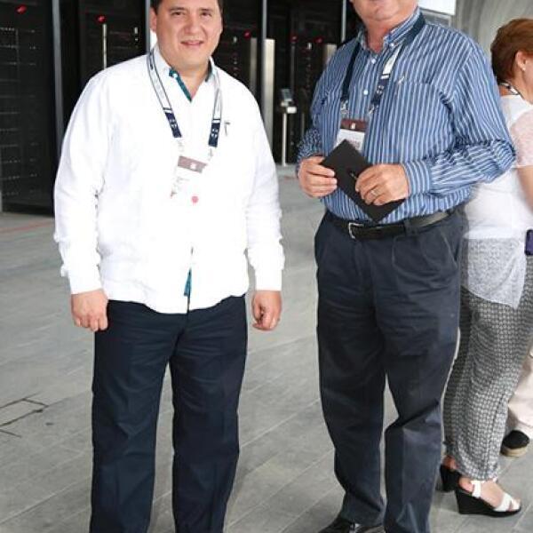 Ugo Ruiz y Pedro Garza Trevin?o