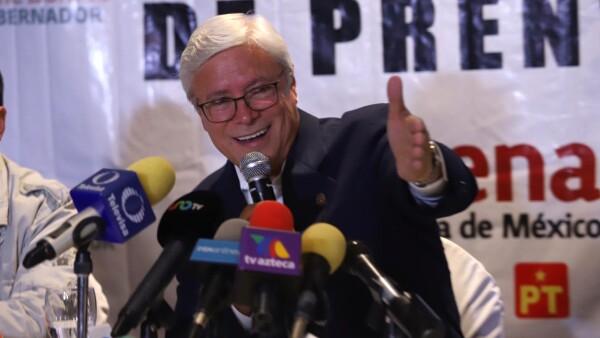 Jaime Bonilla gobernador electo de Baja California