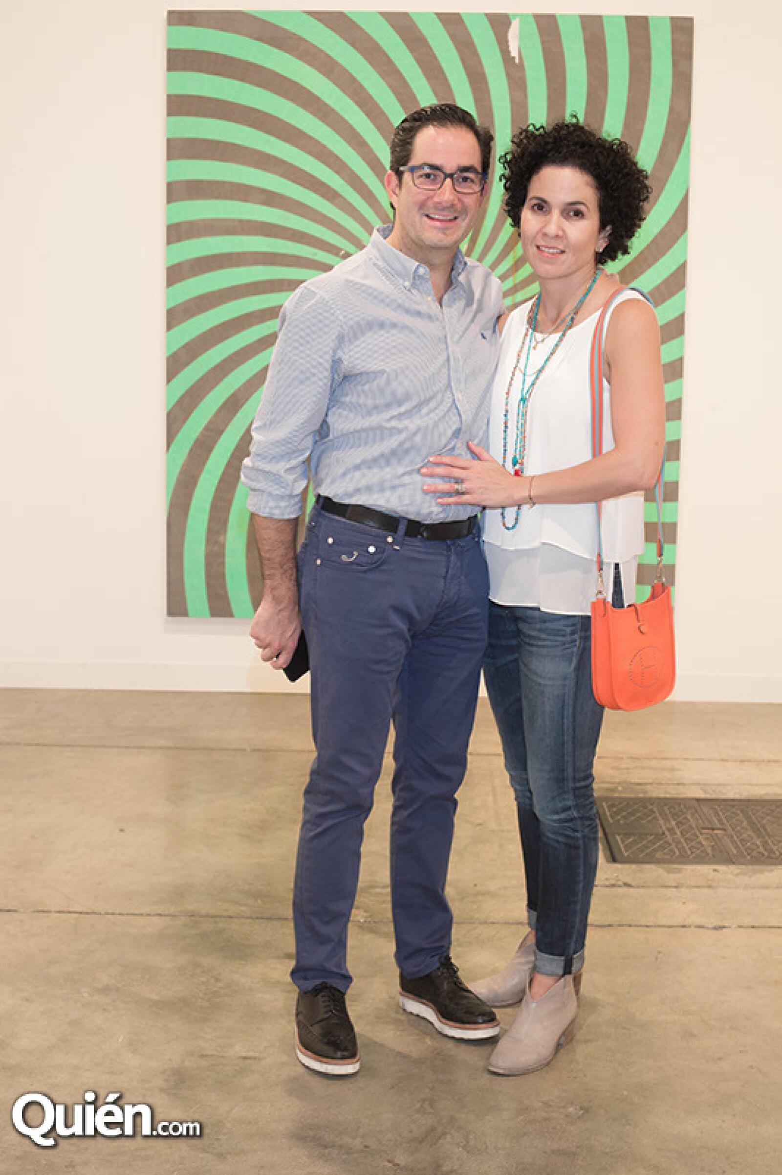 Braulio y Mariana Arzuaga