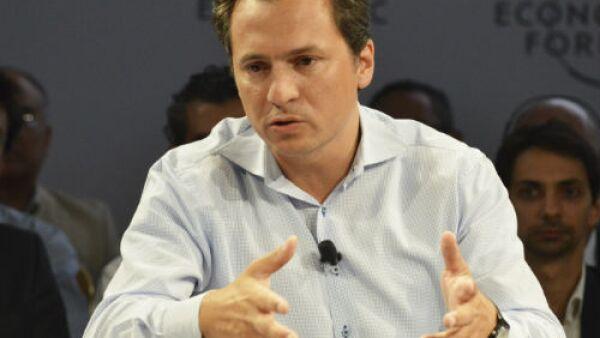 Emilio Lozoya Austin ex director de Pemex