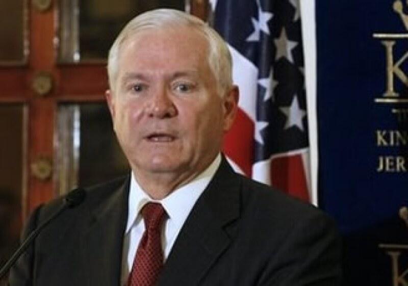 Robert Gates, secretario de Defensa de Estados Unidos. (Foto: AP)