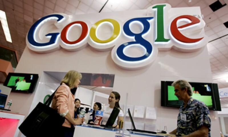 Somos una compañía que cumple la ley, no queremos que nuestros servicios sean utilizados de manera dañina, afirmó Google. (Foto: AP)