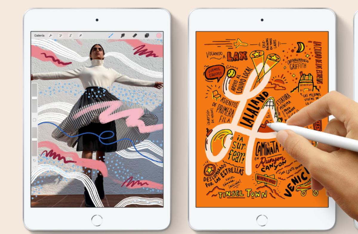 Apple presenta un nuevo iPad Air y renueva el iPad Mini