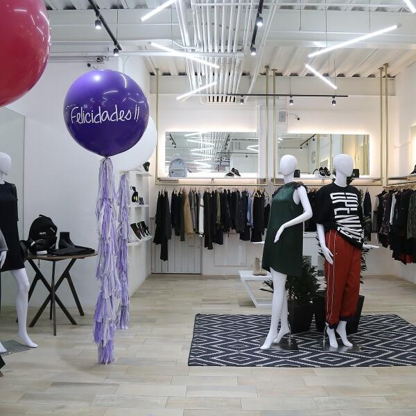 Brunch del 1er aniversario de Be Concept Store a beneficio de Ni