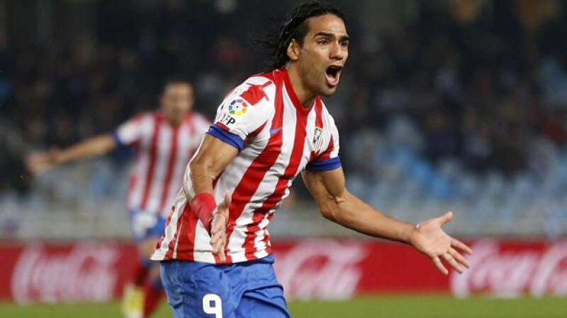 radamel falcao tigre atletico de madrid