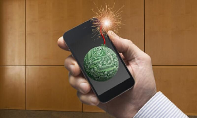 Los ataques se realizan a través las redes móviles de un teléfono. (Foto: Getty Images)