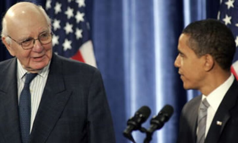 La normativa toma el nombre del otrora presidente de la Fed, Paul Volcker (izq). (Foto: Getty Images)