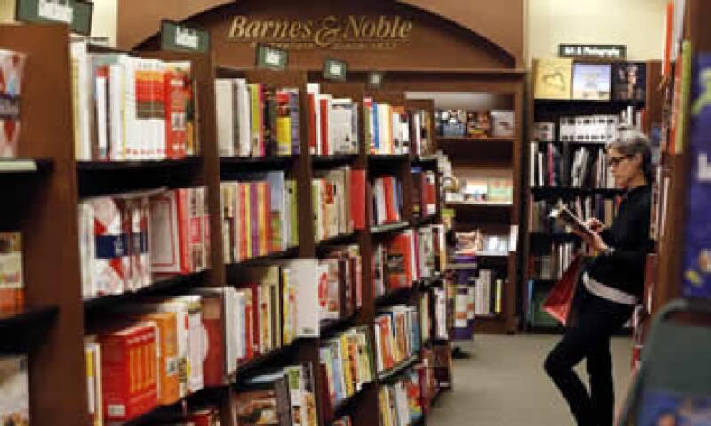 Barnes & Noble dijo que escindirá también su negocio de textos universitarios.  (Foto: Reuters)