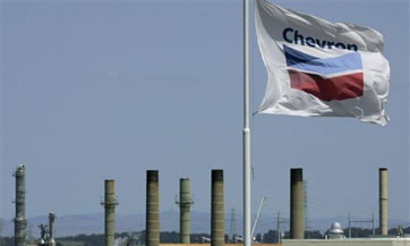Chevron había recibido una multa de 53.6 mdd previamente. (Foto: AP)