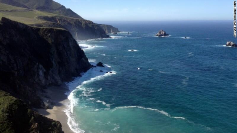 playa montanas california