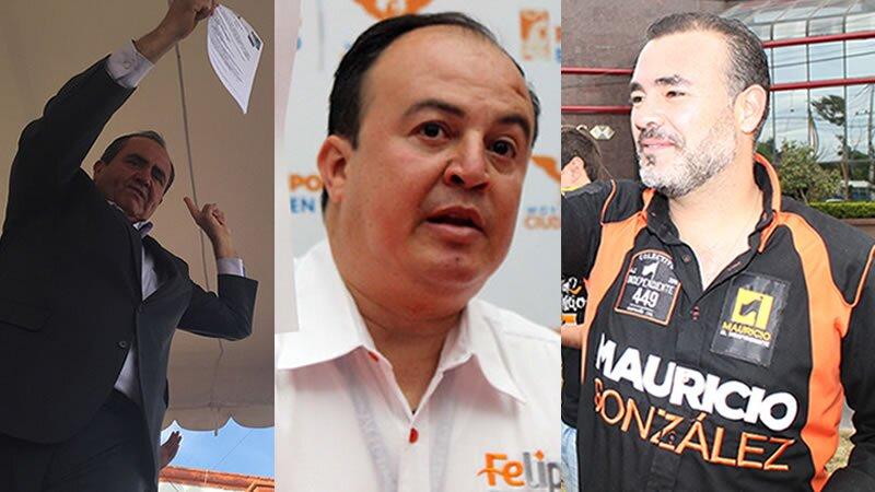 Los representantes del sector privado mantienen un discurso que equipara a los políticos tradicionales con la corrupción.