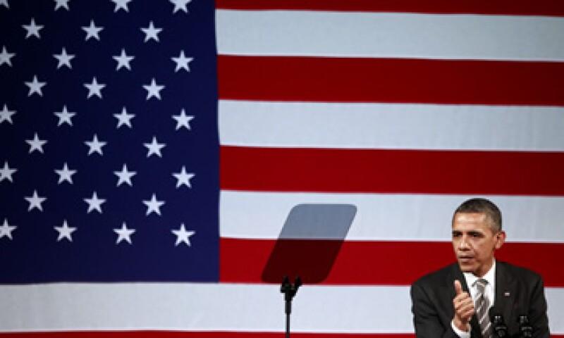 El presidente Obama dará un informe anual ante el Congreso este martes. (Foto: AP)