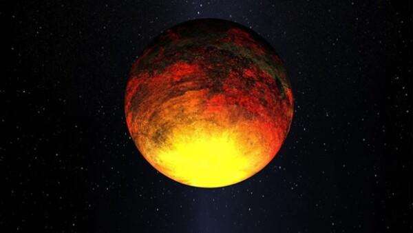 Descubrimiento de planeta