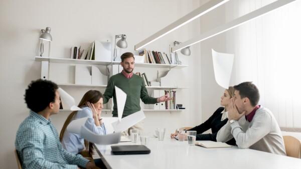 Conflicto en la oficina