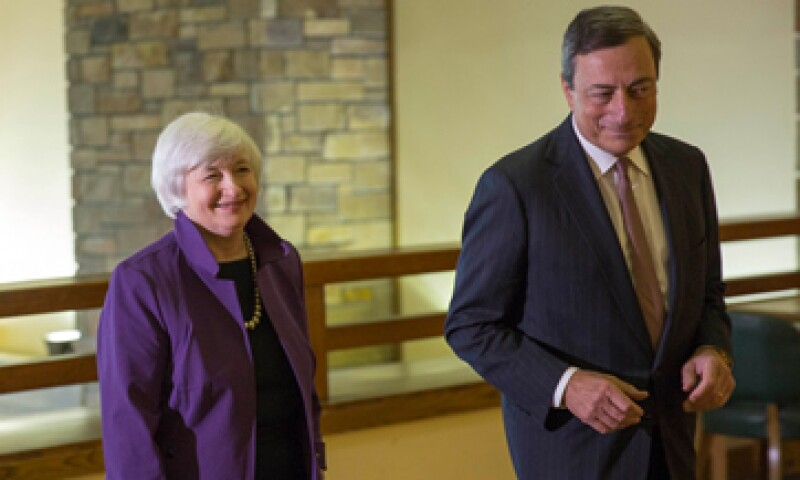 El BCE recortó las tasas de interés a mínimos récord en junio. (Foto: Reuters)