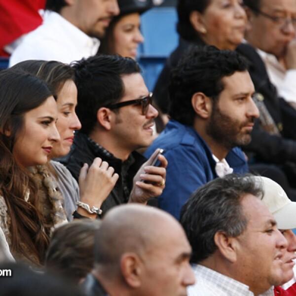 Ana Brenda,Lizzy Cancino,Manolo Caro,Guillermo Escaip