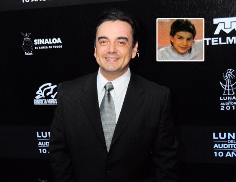 Pierre Angelo fue uno de los actores que tuvo mejor proyección. El comediante realizó exitosas parodias de Juanito y también participó en La Familia Peluche.