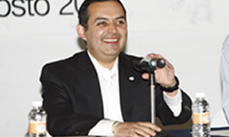 Cordero defendió su derecho a declarar sus aspiraciones presidenciales a pesar de ser titular de Hacienda. (Foto: Notimex)