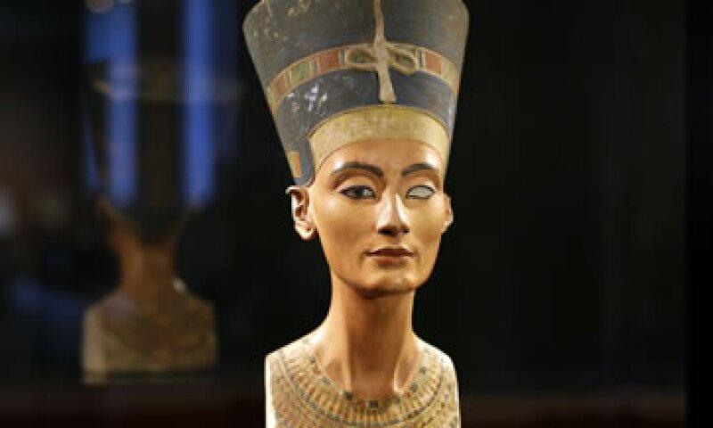 Nefertiti es la única mujer que alcanzó el honor de recibir una tumba. (Foto: CNN)