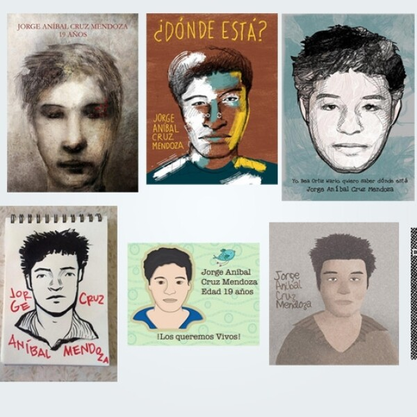 Jorge Anibal Cruz Ayotzinapa
