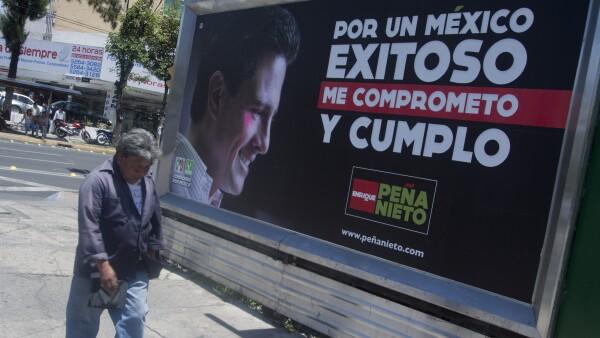 Publicidad Peña Nieto