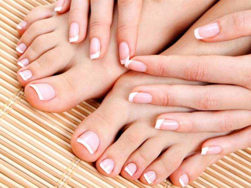 Ningún día de spa puede terminar sin tener unas manos y pies flawless.