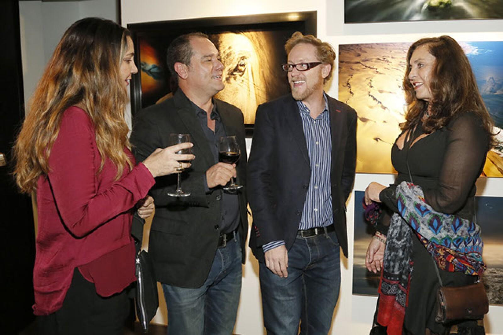 Alejandra Wulff,Eduardo Rivas,Ricardo Covalin,Paz Cohen