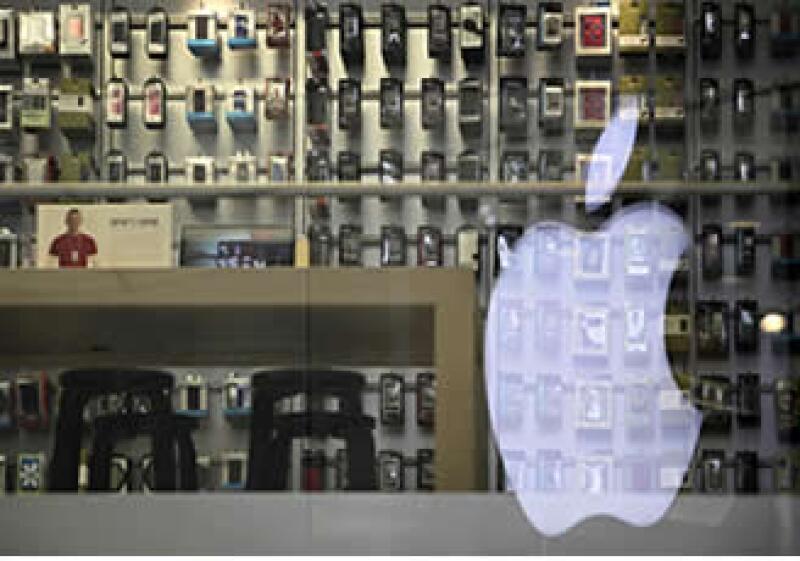 Las acciones de Apple podrían subir si la empresa incursiona en una nueva categoría de producto, probablemente en televisiones. (Foto: AP)