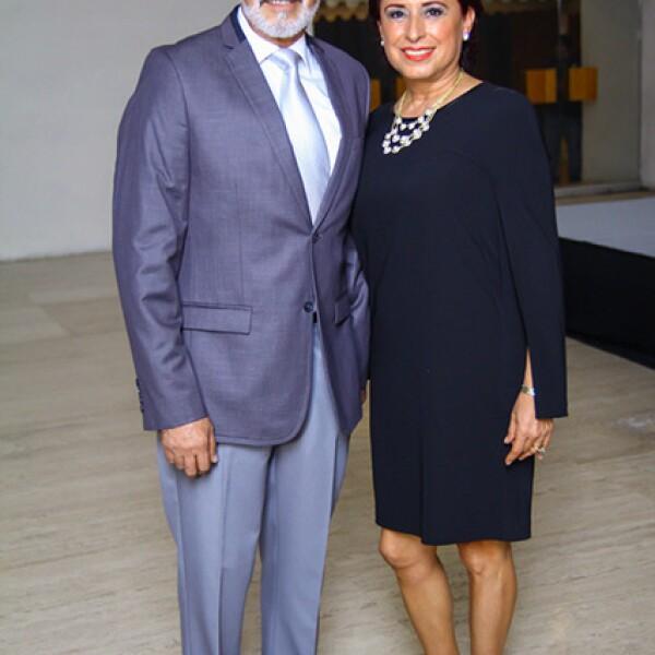 Manuel Zuloaga y Leticia de Zuloaga