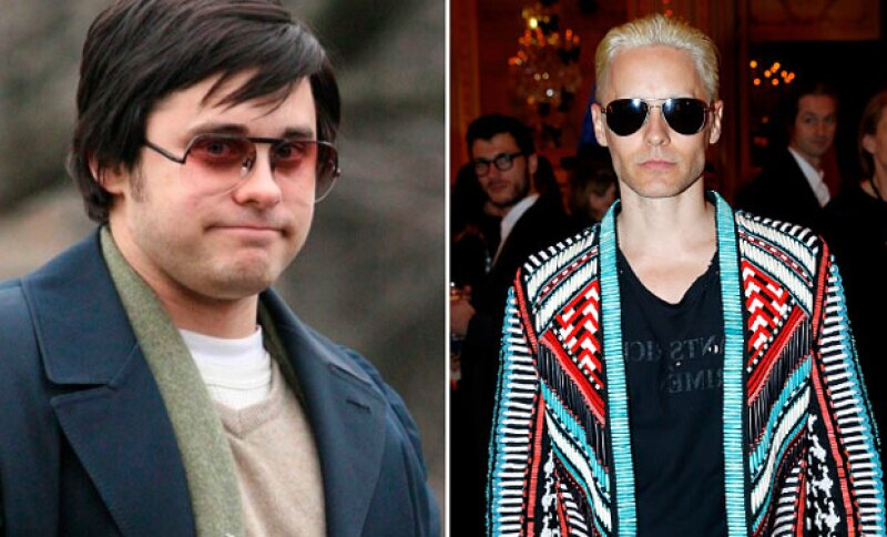 Jared Leto subió varios kilos para darle vida al asesino de John Lennon.