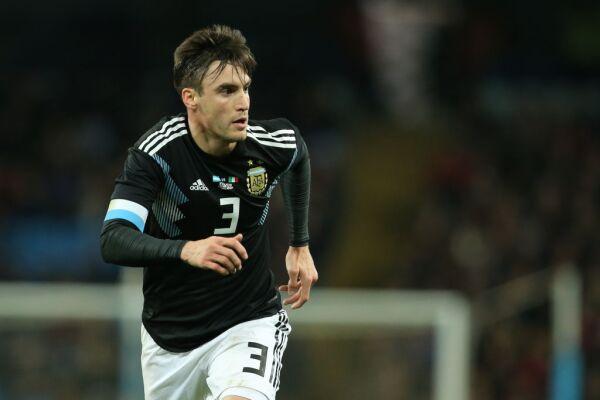 Argentina Rusia Tagliafico