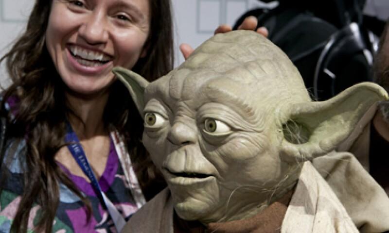 Disney pagará 4,050 millones de dólares por Lucasfilm. (Foto: AP)