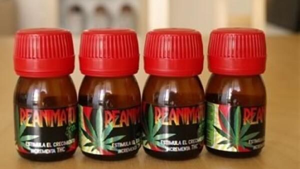 Medicina con base de Marihuana