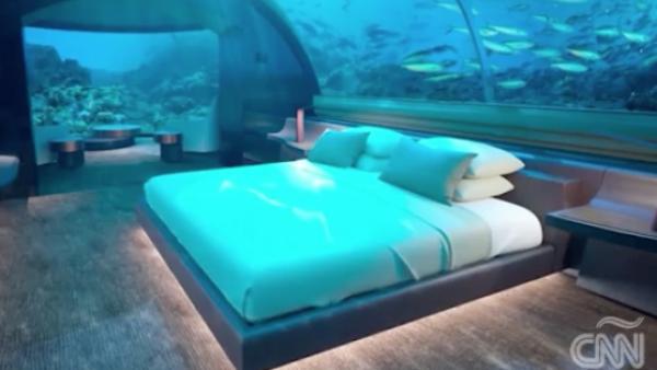 hotel submarino maldivas