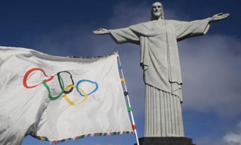 Brasil actualmente tiene el programa beca atleta que destina recursos a la manutención y preparación de atletas en disciplinas olímpicas. (Foto: AP)