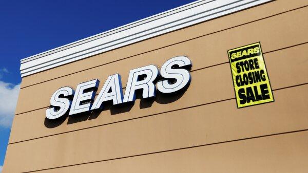 Sears quiebra acciones