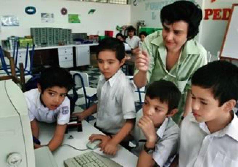 Costa Rica puso en marcha un plan educativo que permitirá que para 2017, todos sus alumnos sepan inglés. (Foto: AP Photo / Kent Gilbert)