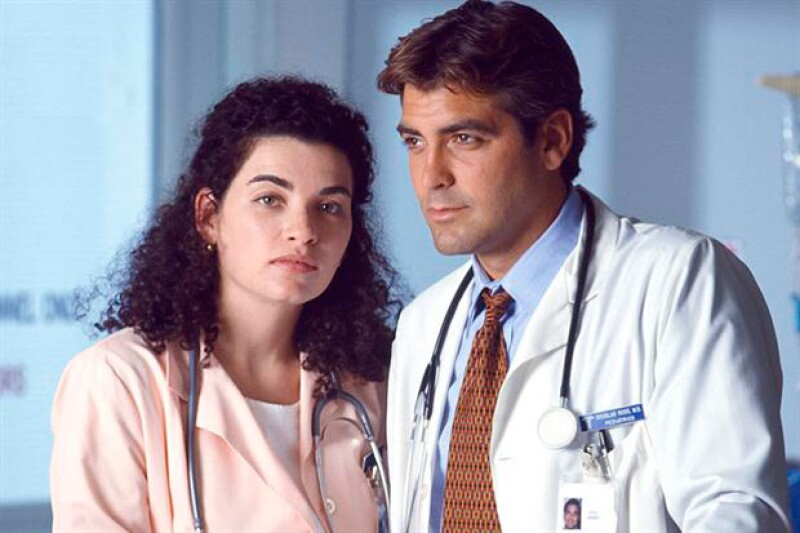 George Clooney representaba a un pediatra mujeriego, que terminó enamorándose de la enfermera, interpretada por Julianna Margulies.
