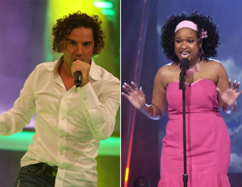 Bisbal y Jennifer son egresados de talent shows musicales.