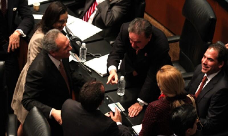 Los legisladores estimaron, en el proyecto de la Ley de Ingresos, un crecimiento del PIB de entre 2.6 a 3.6% para el próximo año. (Foto: Cuartoscuro)