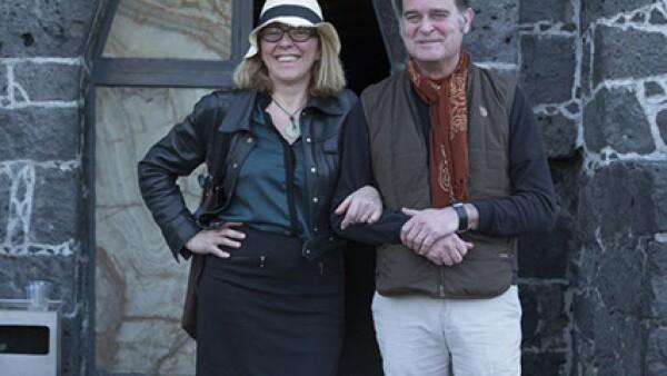 Teresa Pérez Jofre y Fernando Mastretta