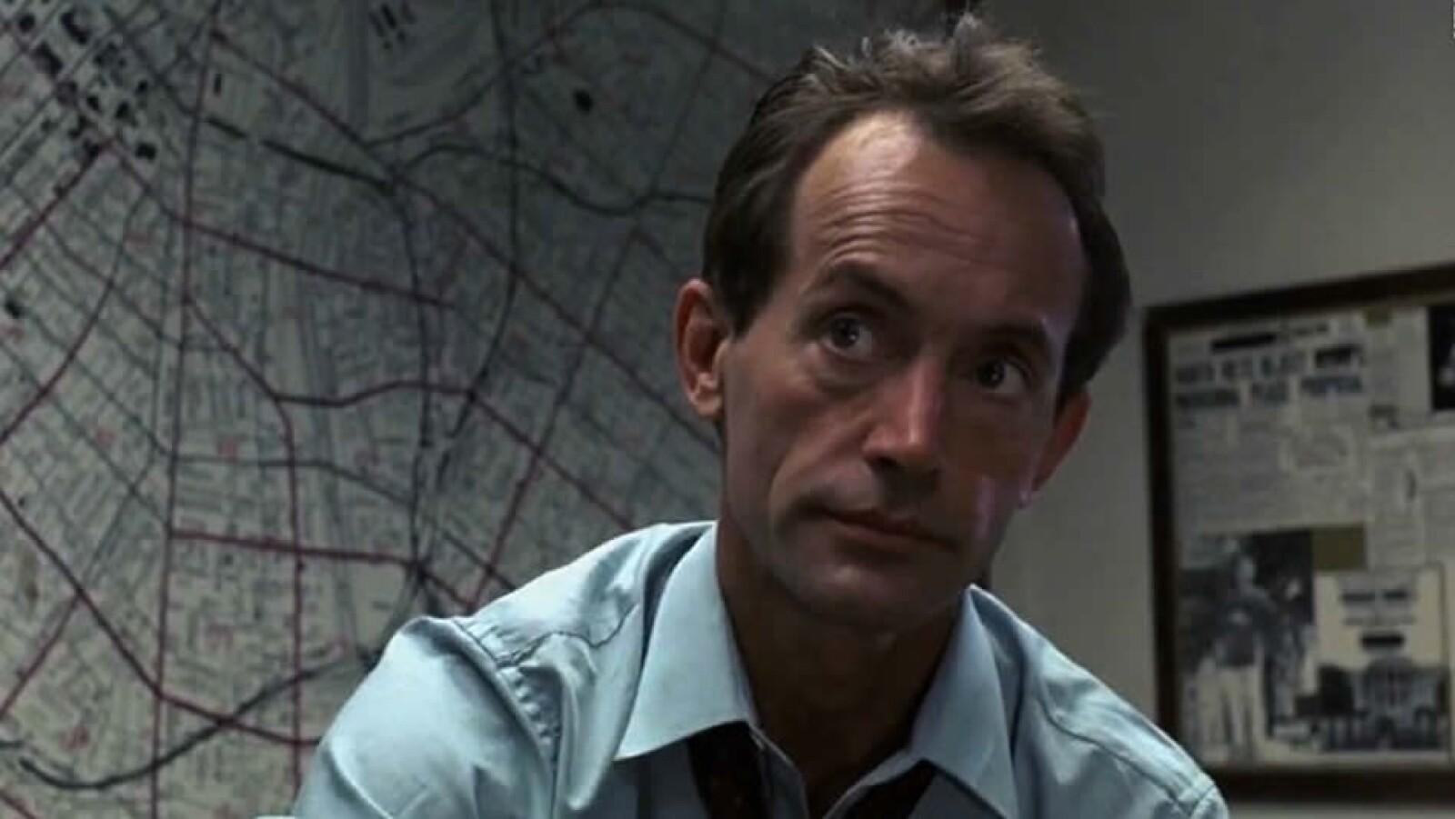 Lance Henriksen interpretó al sargento de policía Hal Vukovich, quien también investiga el caso de Sarah Connor