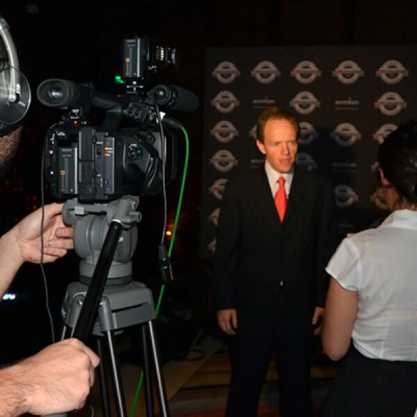 Los ganadores de las 12 categorías fueron entrevistados por el equipo de CNNExpansión.