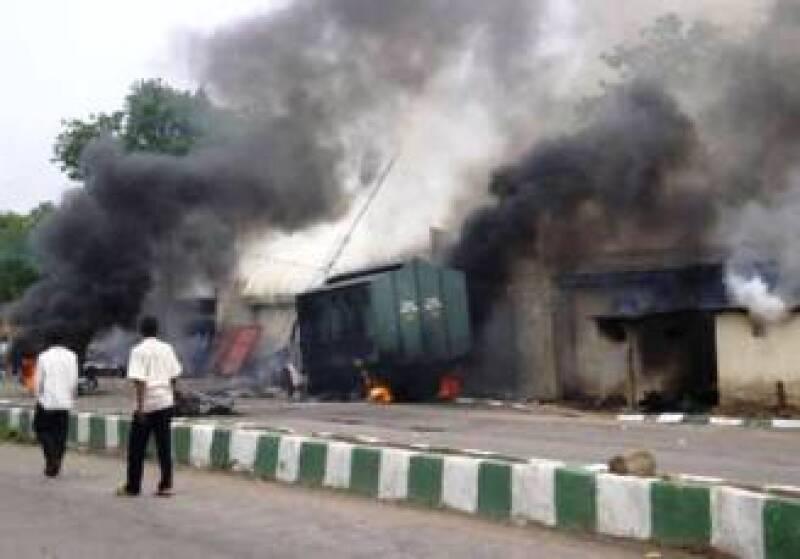Los enfrentamientos en Nigeria se han extendido a varias ciudades. (Foto: Reuters)