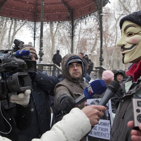 La gente sólo supo del proyecto en 2008, dos años después de que comenzara a discutirse, cuando Wikileaks filtró unos documentos.
