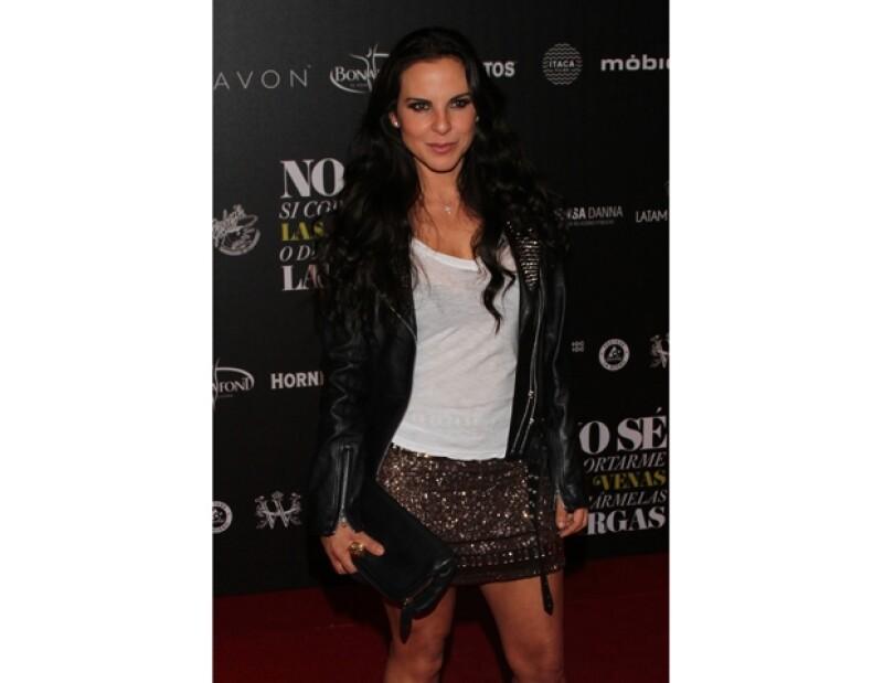 Eric del Castillo comentó en una entrevista que la actriz está pasando por un momento difícil pues no encuentra el amor de un hombre.